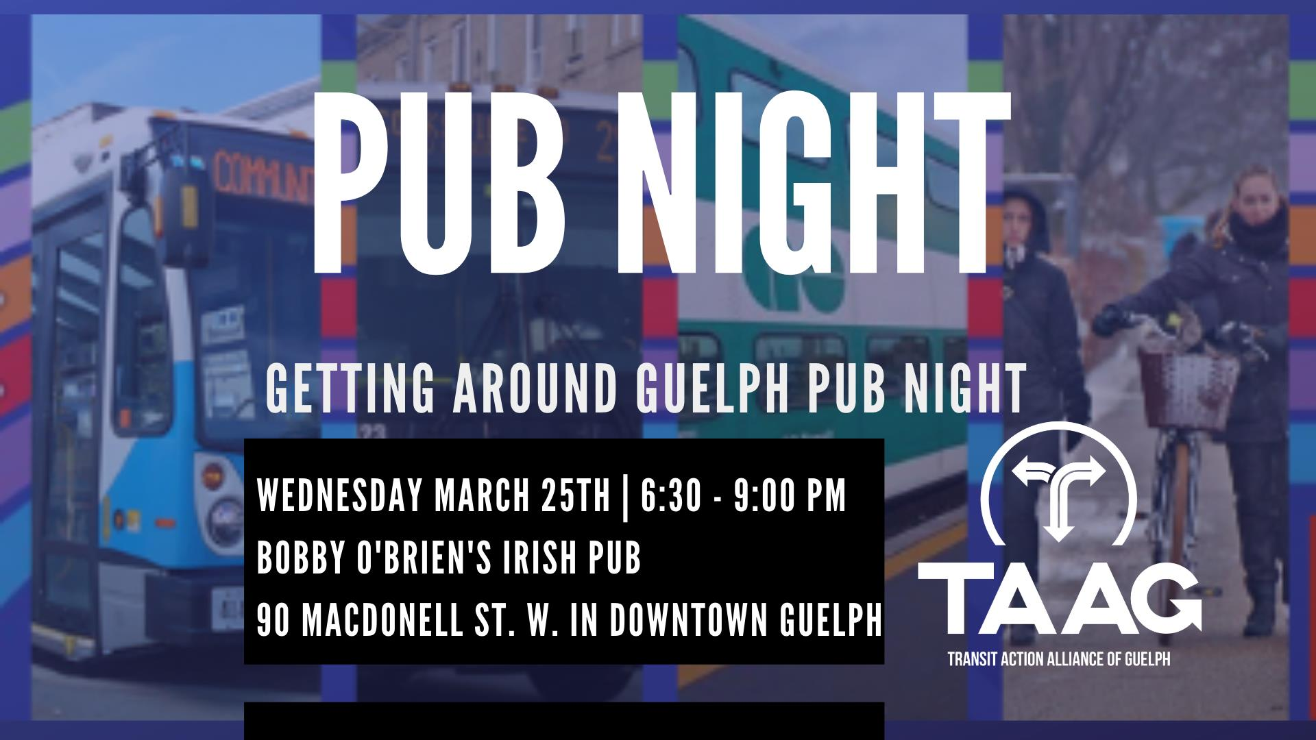 TAAG Pub Night 2020